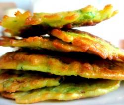 Frittelle di Zucchine alla Birra
