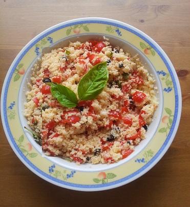 Cous cous di verdure ricette esotiche facili e veloci for Ricette esotiche