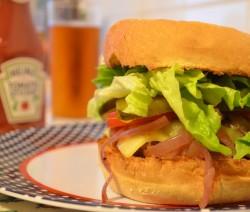 Hamburger perfetto