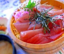 carpaccio di tonno all'arancia