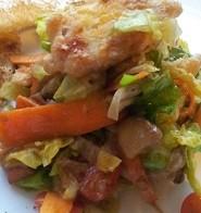 insalata di pollo fredda