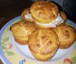 muffin con tacchino bimby