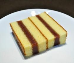 Pan di Spagna all'arancia bimby