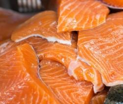 tartare di salmone tropicale
