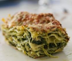 lasagne piccanti ai broccoli