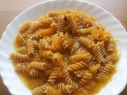 minestra di zucca e rosmarino