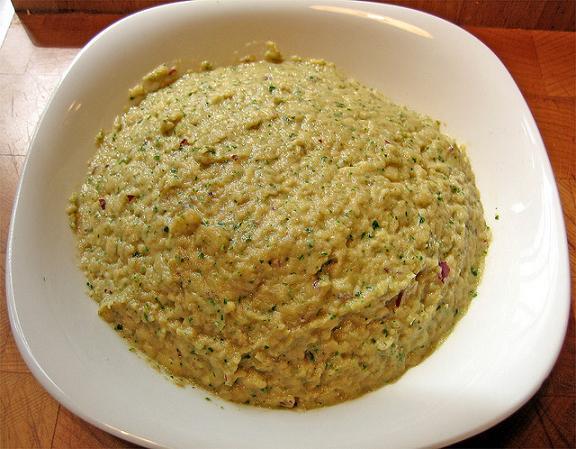 Purea di melanzane ricette esotiche vegetariane for Ricette esotiche