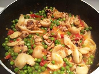 seppioline con piselli | ricette secondi di pesce e molluschi - Come Cucinare Seppie E Piselli