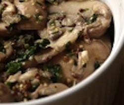 terrina funghi e pancetta