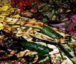 verdure miste agli aromi