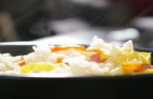 risotto agli agrumi