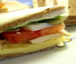 sandwich ai 4 formaggi