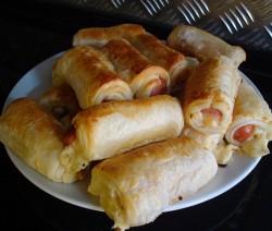 hot dogs fatti in casa