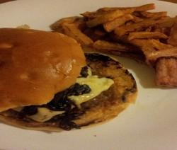 hamburger texano