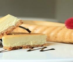 cheesecake al mango e lime