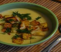 zuppa di mais alla messicana