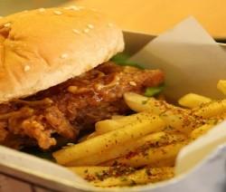 chicken burger classico