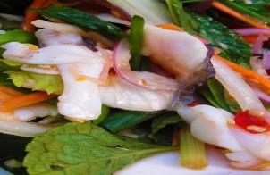 insalata di calamari e seppie