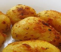patatine novelle in crosta croccante
