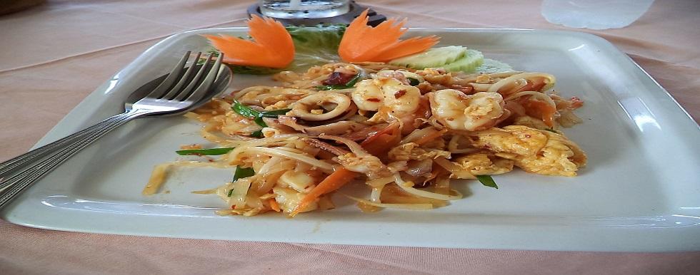 Vermicelli di soia ai frutti di mare ricette esotiche for Ricette esotiche