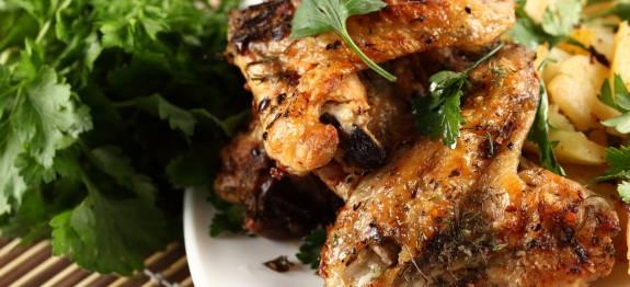 Ali di pollo glassate al miele e all 39 arancia ricette al for Ricette esotiche
