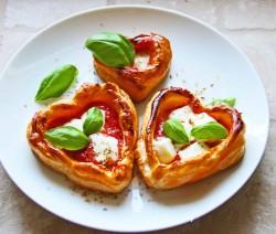 Cuoricini alla Pizzaiola