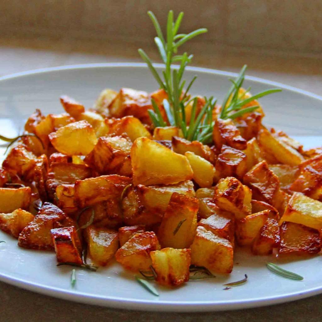 Patate al forno croccanti ricette al fornoricettone - Ricette con forno a vapore ...