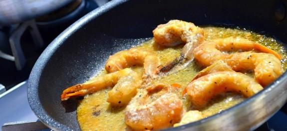 Gamberoni laccati al miele ricette esotiche for Ricette esotiche