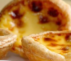 tortini con crema catalana