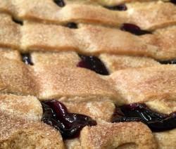 crostata di ciliegie senza glutine
