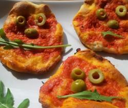pizzette buffe
