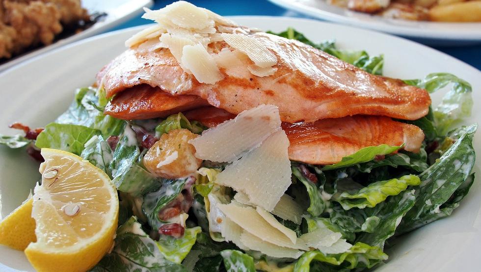 Scaloppine di salmone al limone e Grana | Ricette Creative, Facili ...