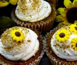cupcakes al cocco e cioccolato bianco