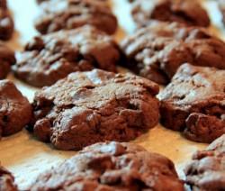 cookies cioccolato torrone