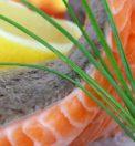 insalata di riso basmati e salmone
